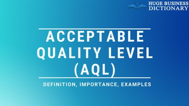 Acceptable-Quality-Level-AQL