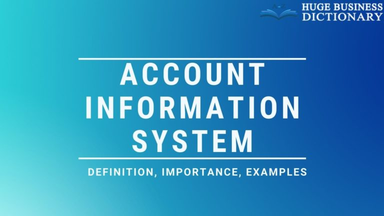 Account Information System