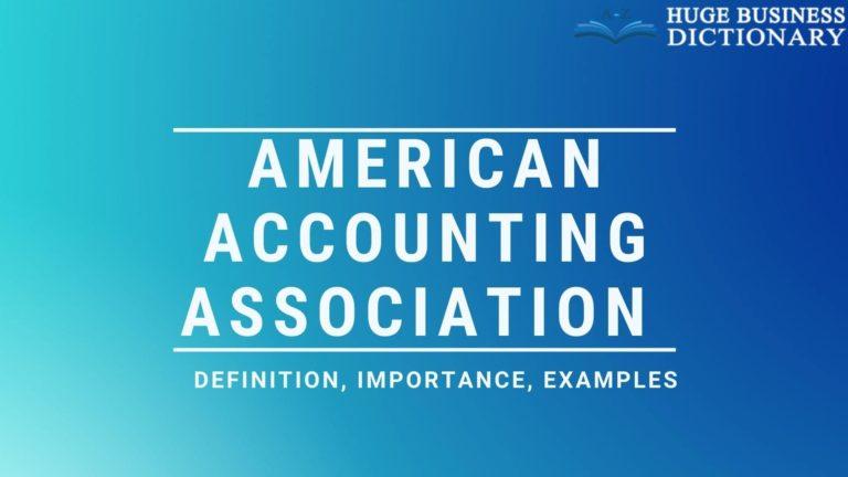 American Accounting Association